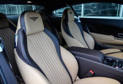 Продажа купе Bentley Continental GT V8 S '2017 на гарантии в Киеве