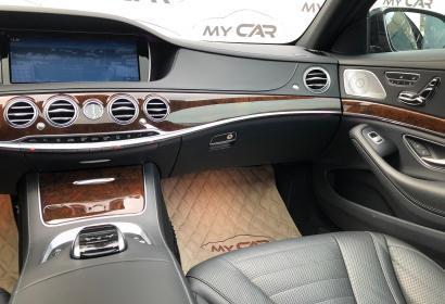 Продажа Mercedes-Benz S 350D 4Matic '2017 S63 AMG style в Киеве