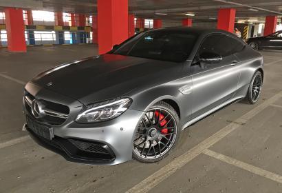 Продажа Mercedes-Benz C-class Coupe