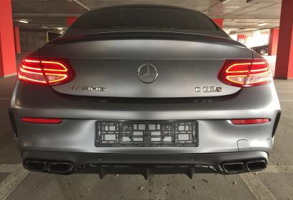 Продажа спортивного Mercedes C 63 S AMG '2017 на гарантии в Киеве