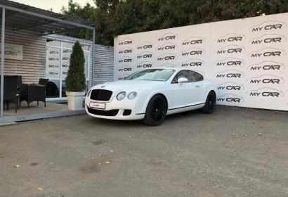 Продажа люксового купе Bentley Continental GT Speed в Киеве