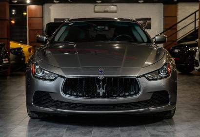Продажа спортивного седана Maserati Ghibli '2015 в Одессе