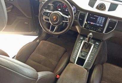 Продажа спортивного кроссовера Porsche Macan GTS '2016 в Киеве