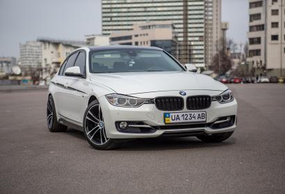 Продажа спортивной BMW 328 Sport (F30) '2012 в Киеве