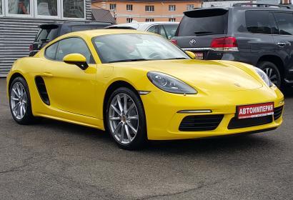 Продажа Porsche Cayman