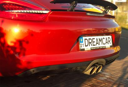 Продажа официального Porsche Cayman 3.4 S '2014 в Харькове
