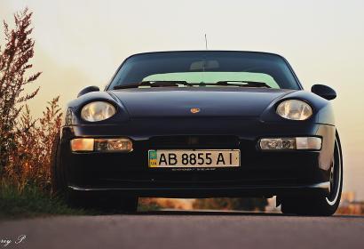 Продажа коллекционного Porsche 968 '1992 в Виннице