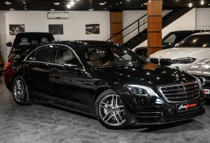 Продажа Mercedes-Benz S-class 560 4MATIC long в Одессе