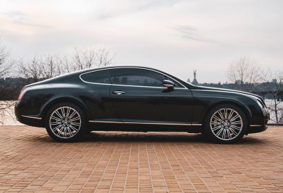 Аренда Bentley Continental