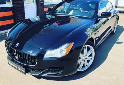 Продажа официального Maserati Quattroporte '2014 в Одессе