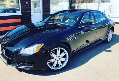Продажа Maserati Quattroporte