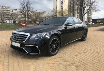 Аренда Mercedes-Benz S-class