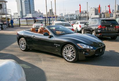 Продажа Maserati GranCabrio