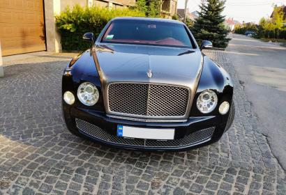 Продажа Bentley Mulsanne 6.75 V8 '2012 в Днепре