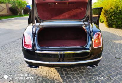 Продажа Bentley Mulsanne 6.75 V8 '2012 в Днепре