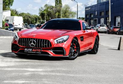 Продажа спорткара Mercedes-Benz GT S '2016 в Киеве