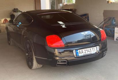 Продажа Bentley Continental GT Mansory '2008 в Киеве