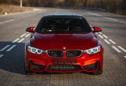Продажа заряженного купе BMW M4 '2015 в Киеве
