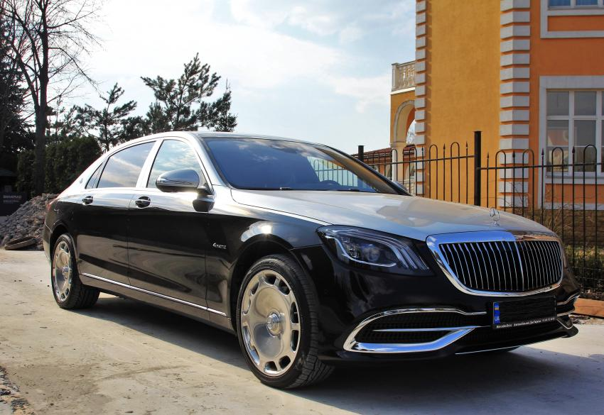 Прокат Mercedes Maybach S 400 4Matic ' 2016 в Киеве