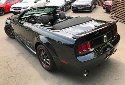 Продажа кабриолета Ford Mustang Shelby GT500 Convertible '2007 в Киеве