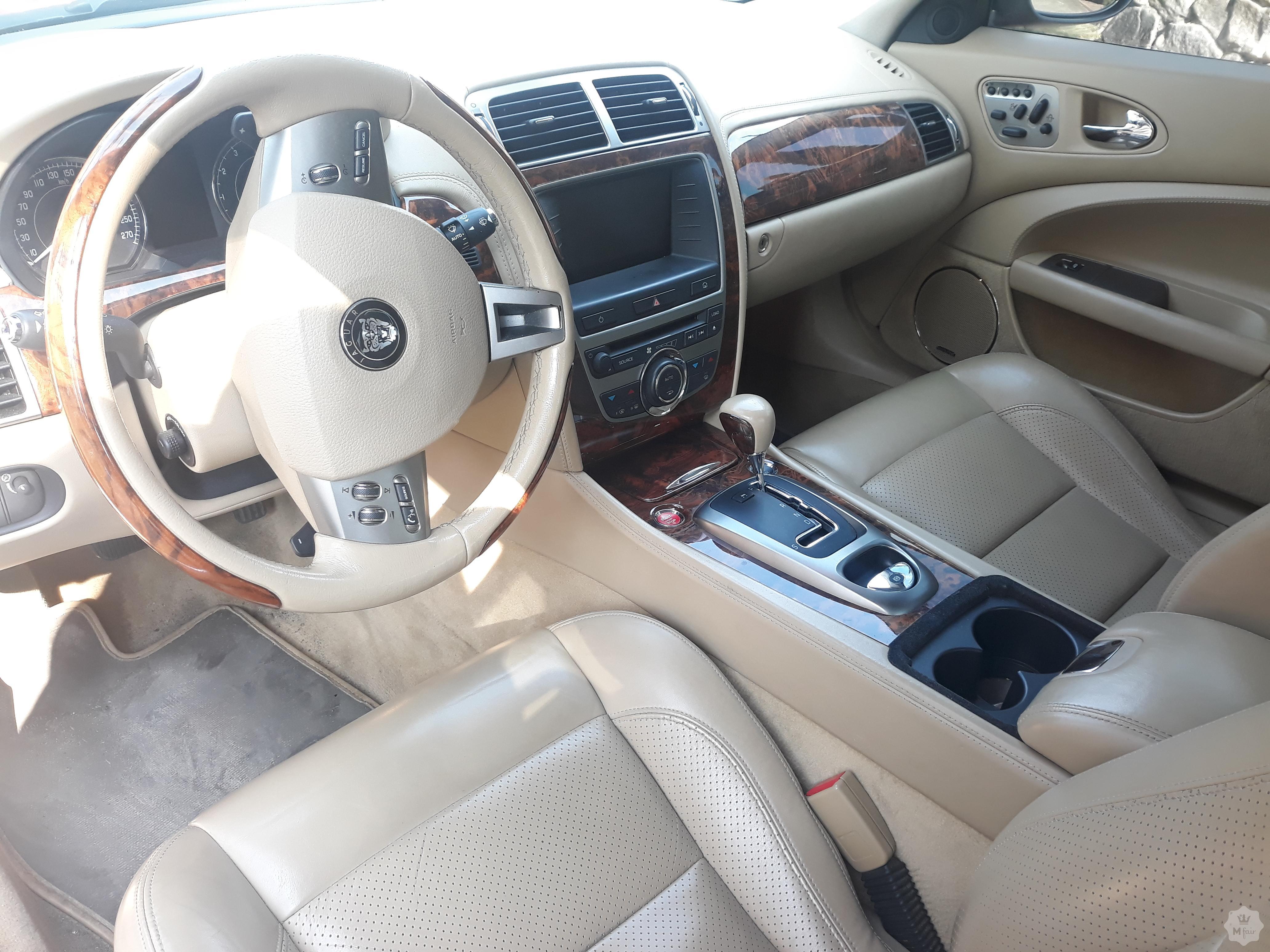 Продажа спортивного купе Jaguar XK '2008 в Киеве на Mfair