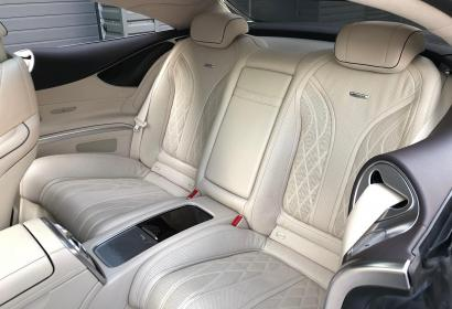 Продажа Mercedes S63 Coupe AMG 4Matic '2015 в Киеве