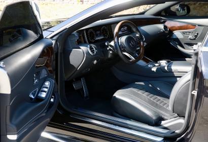 Продажа купе Mercedes-Benz S сoupe 500 AMG 63 Style '2015 в Киеве