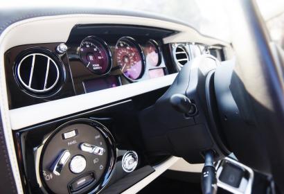 Прокат Rolls-Royce Phantom 2008 с водителем в Киеве