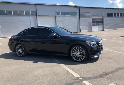 Продажа Mercedes-Benz C300 4Matic AMG '2016 в Киеве