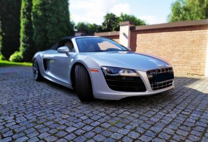 Продажа Audi R8 Spyder