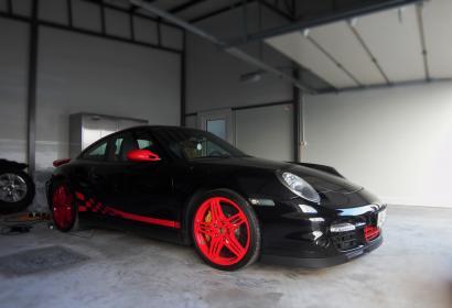 Аренда Porsche 911