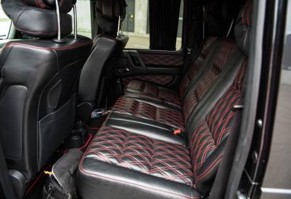 Продажа Mercedes-Benz G63 AMG Brabus 620 '2013 в Киеве