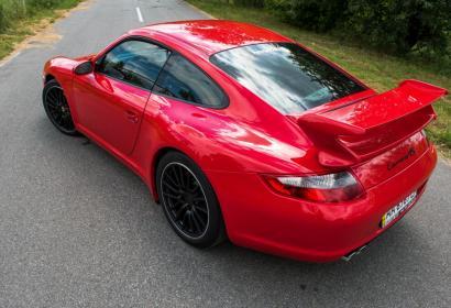 Продажа спорткара Porsche 911 Carrera 4S Aero Kit GT3 '2007 в Киеве