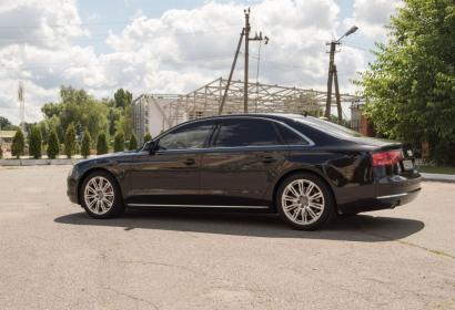 Продажа Audi A8 4.0 TFSI Long quattro '2013 в Киеве