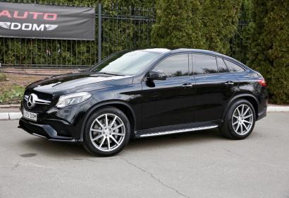 Продажа Mercedes-Benz GLE Coupe AMG 63 '2016 в Киеве