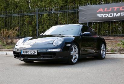 Продажа спорткара Porsche 911 Carrera S '2005 в Киеве