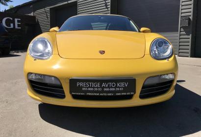 Продажа кабриолета Porsche Boxster S 3.4 '2007 в Киеве