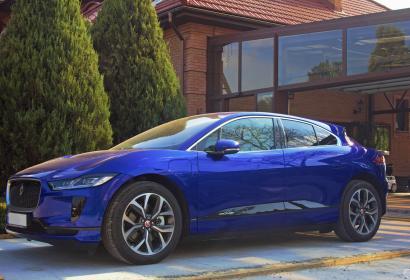 Аренда Jaguar I-Pace