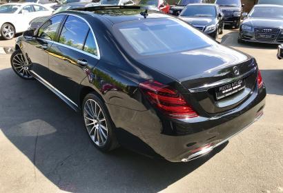 Продажа люкс седана Mercedes S 500 AMG '2013 в Киеве