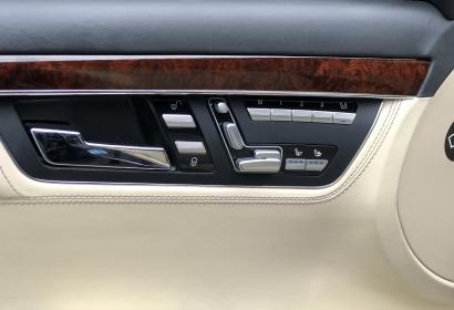 Продажа бронированного Mercedes-Benz S600 V12 biturbo Guard B7 в Киеве