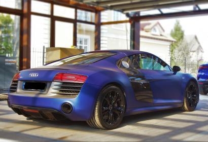 Прокат суперкара Audi R8 5.2 Plus V10 quattro в Киеве