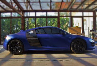 Аренда Audi R8