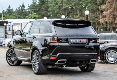 Продажа люксового внедорожника Land Rover Range Rover 5.0 S Autobiography '2018 в Киеве