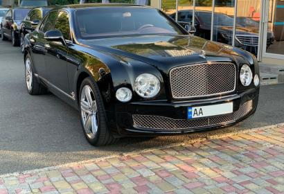 Продажа Bentley Mulsanne