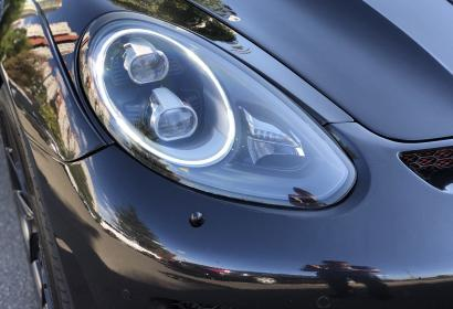 Продажа Porsche Panamera Turbo Hamann '2011 в Киеве