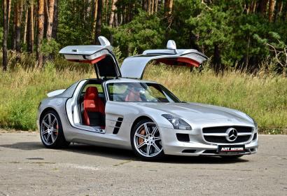 Продажа Mercedes-Benz SLS