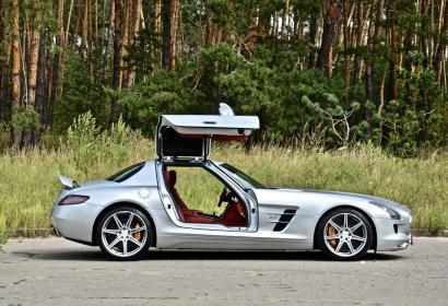 Продажа суперкара Mercedes SLS 63 AMG '2011 в Киеве