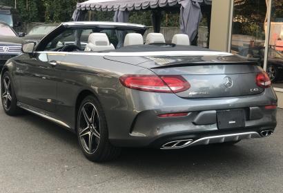 Продажа кабриолета Mercedes C43 AMG Cabrio 4 matic '2018 в Киеве