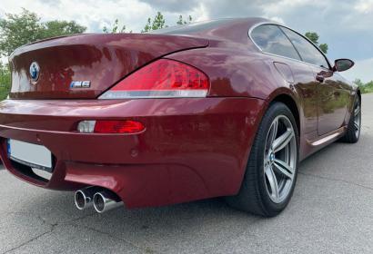 Продажа оригинальной BMW M6 AT5.0 V10 '2006 в Киеве