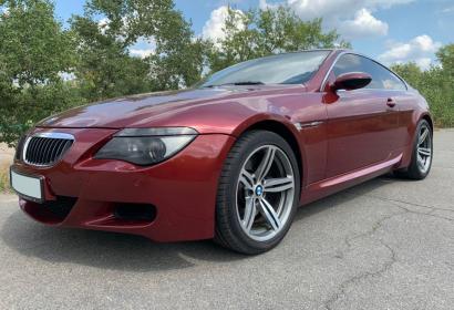 Продажа BMW M6